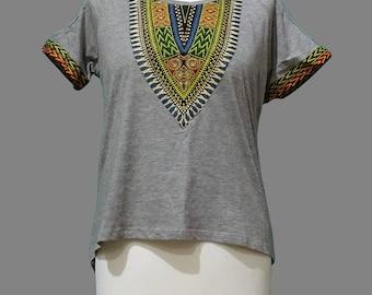 Dashiki African Inspired