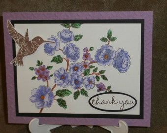 Thank You Card (C-138)