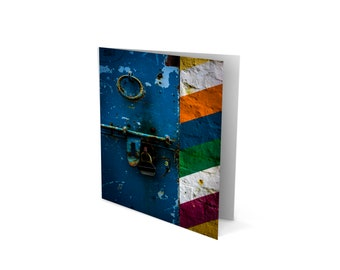 Urban Art Greetings Card – Pride - Birthday – Anniversary – House Warming  – Sylvo81