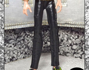 Monster Doll Boys Collection: Leather Pants