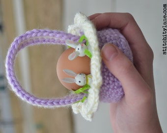 Miniature Easter Baskets