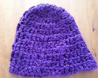 Ladies' Crochet Toque