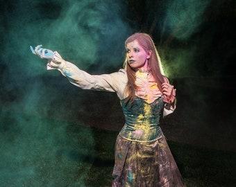 8x10 Signed Casting Magic Holi Powder Print