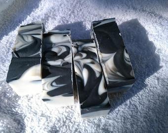 Charcoal Bentonite Clay Soap