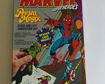 Marvel Super Heroes Colorforms No. 1849 (1991)