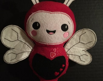 Valentines Day Love Bug