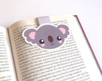 Koala Bookmarks - Koala Magnetic Bookmarks