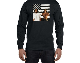 Outkast Stankonia Long Sleeve T-Shirt Vintage Style Hip Hop New Rap Tee Shirt Classic Atlanta Rappers Hip Hop Big Boi Andre 3000 Benjamin