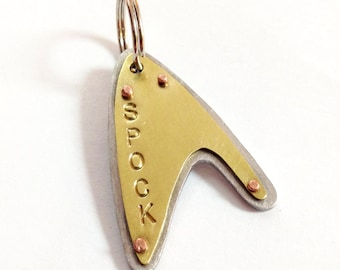 Star Trek Pet Tag