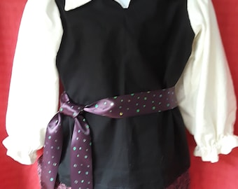 Pirate Outfit for Girls Size 3T