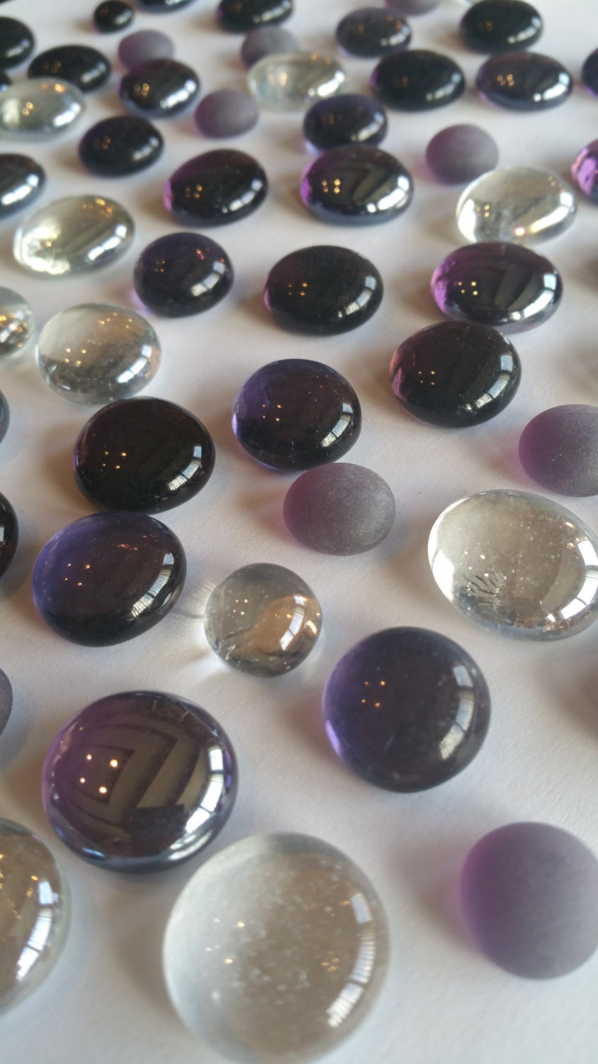 Mosaic tiles purple clear flat back glass gem mix 50 gems zoom reviewsmspy