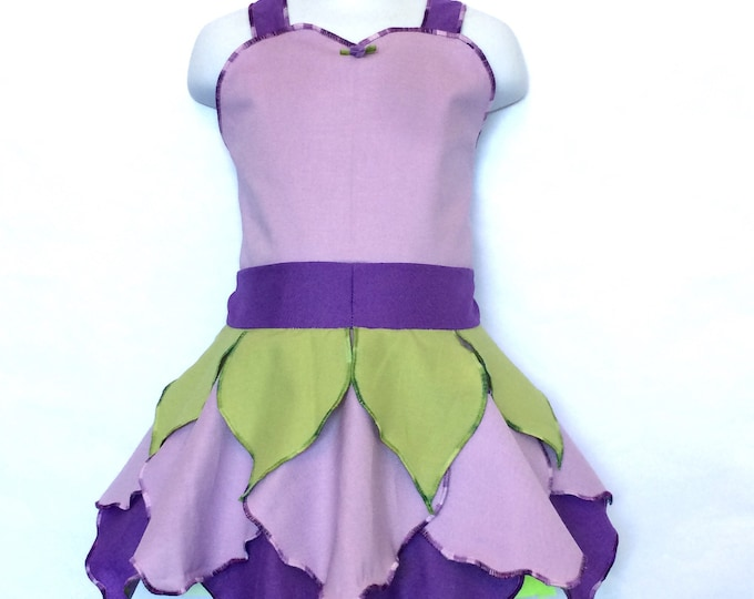 Limited Edition Lavender Blossom Fairy Dress