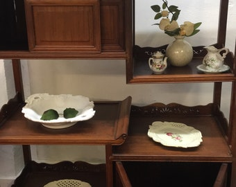 Vintage Japanese Bamboo Stand