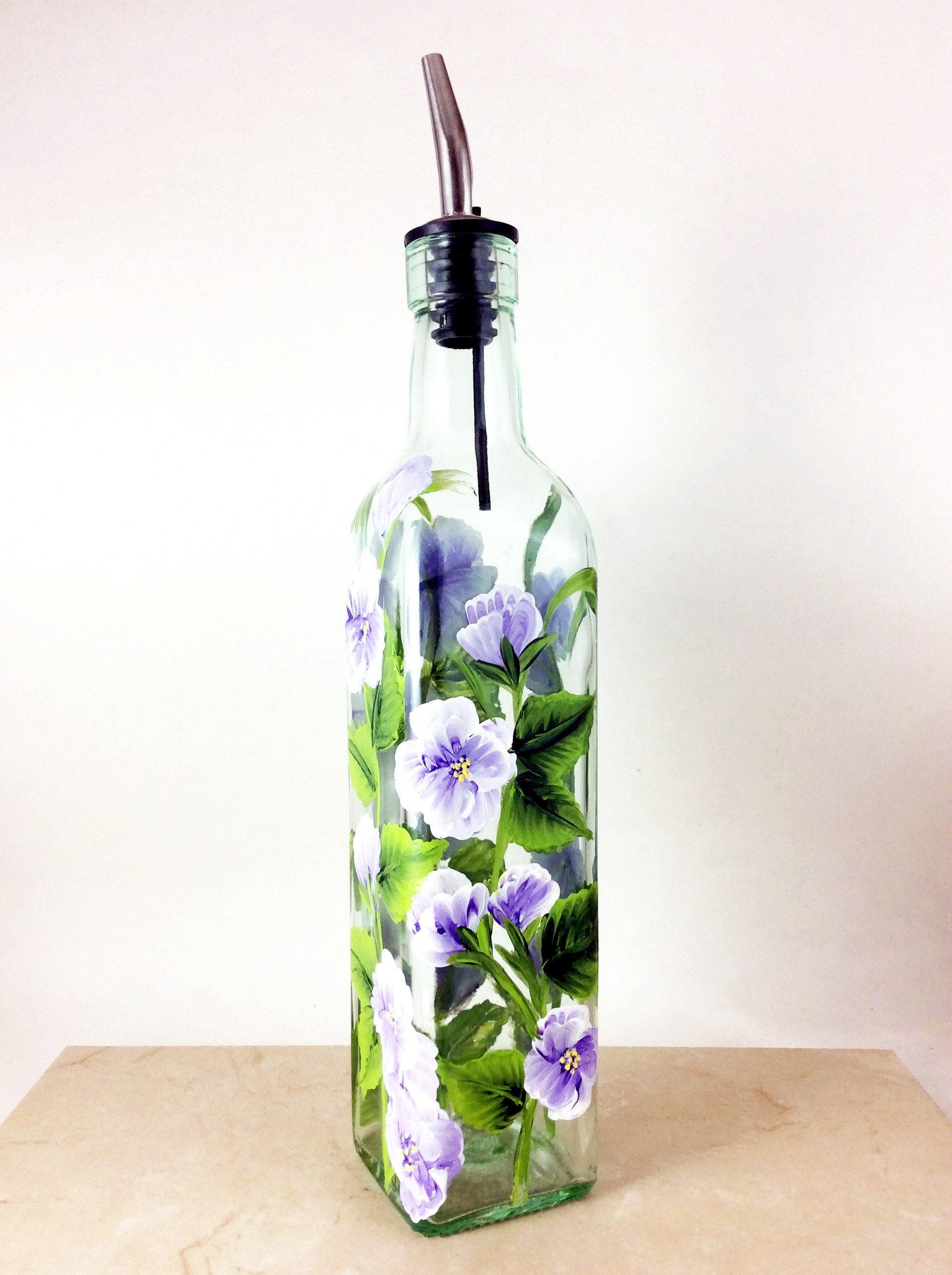 Olive Oil bottle, olive oil dispenser, oil bottle, foodie gift ...