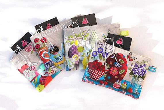 4 wallets illustrious linen