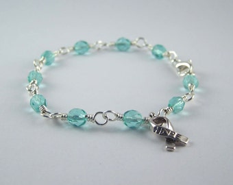 Addiction Recovery Awareness Bracelet