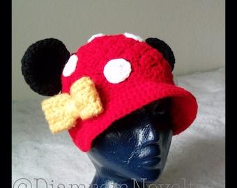 Minnie Mickey Mouse Ears Hat Disneybound DisneySide