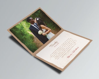 Thank you card to print out. Montréal | PDF