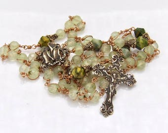 Unbreakable Rosary of The Virgin Mary, Queen Of Heaven