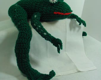 BIlly Bullfrog