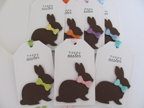 Chocolate easter bunny gift tags happy easter favor tags chocolate easter bunny gift tags happy easter favor tags easter tags easter bunny tags easter basket gift tags happy easter gift tags negle Images