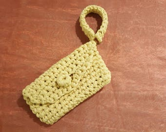 Handmade cotton Sling bag