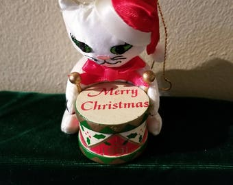 1991 Fancy Feast Holiday Ornament