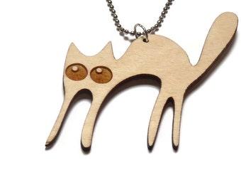 laser cut jewelry - Lasercats - Jaap