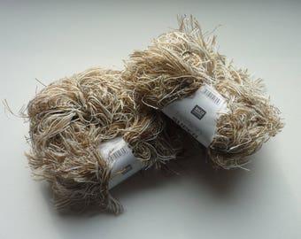 Wool Fashion Super as Rico Design - 002 Duo/Nature