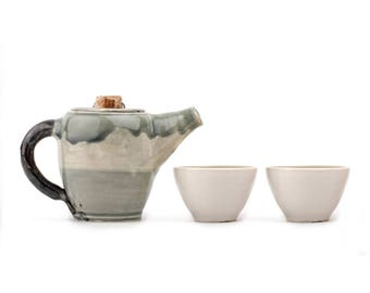 Handcrafted Ceramic TeaPot from Czech Republic