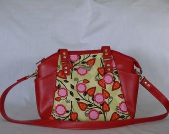 Annette Satchel Handbag