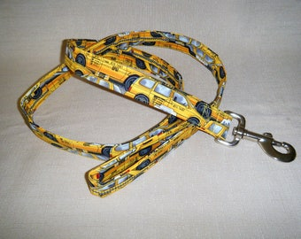 NYC Taxi Cabs - Dog Leash