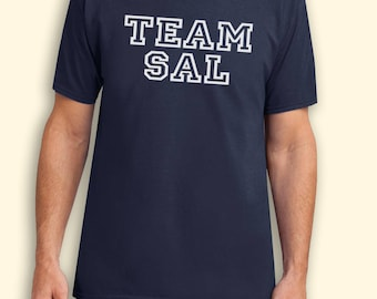 Team Sal Impractical Jokers TV Show Inspired. Male and Female T-shirt