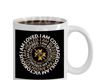 I Am Affirmation Gift Mug