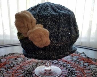 Childrens Cloche Hat