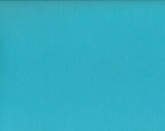 Linen cardstock (244g) bright blue
