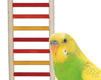 "1779 Bonka Bird Toys Ladder 12"" x 3"""