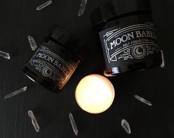 SELF POSSESSION Solid Scent Moisturizing Perfume Balm//Botanical Small Batch Niche Perfume//All Natural Jasmine Perfume Fragrance