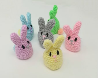 Rabbit Bunny Egg Cosy, Easter Egg cosies, bunny egg cosy, cozies