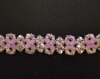 Pink Easter Bracelet