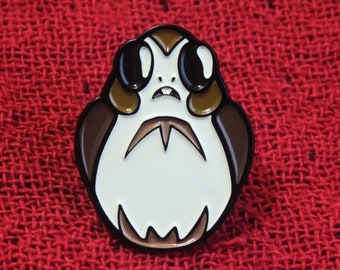 Porg pin - original version