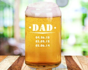 Father Gift, Beer Mug for Dad, Dad Gift Mug, Gift for Dad Mug, Father Mug, Daddy Gift, Papa Gift from Daughter Dad Gift, Father's Day Gift