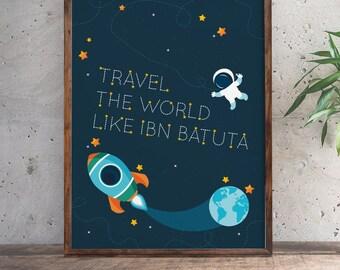 Travel The World Like Ibn Batuta | Boy