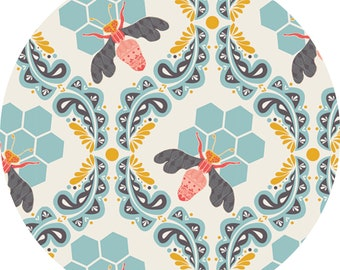 Art Gallery Fabrics: Sweet as Honey, Bee Sweet Morning