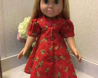 Cute little Christmas day dress