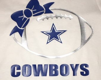 Dallas cowboy girly shirt