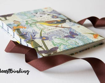 A5 Notebook / coptic bookbinding