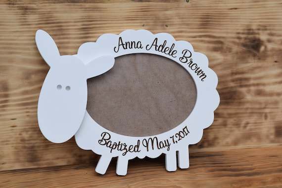 Baby frame newborn gift personalized frame baby gift baptism frame baby frame newborn gift personalized frame baby gift baptism frame baby picture frame wood photo frame personalized baby birthday present from mynicewood on negle Choice Image