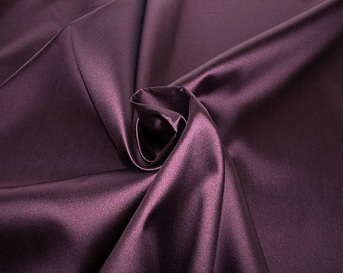 274136-Mikado (Mix)-82% Polyester, 18% silk, width 160 cm, made in Italy, dry cleaning, weight 160 gr