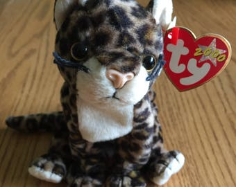 Sneaky Beanie Baby Errors, Mint Condition, Retired